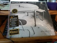Rickie Lee Jones – It's Like This Analogue Productions – APP 51056 2008 NEW