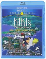 Disney Kiki's Delivery Service (Blu-ray + DVD) NEW Factory Sealed Free Shipping