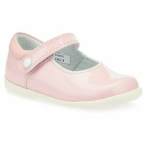 START-RITE NANCY BABY INFANT GIRLS KIDS CHILDRENS FLORAL PATENT LEATHER SHOE