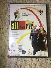 All About Eve (Dvd, 2007) Full Screen Bette Davis Anne Baxter George Sanders