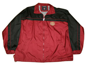 Pear Connection XXL Indianapolis 500 90th Running maroon zippered jacket 2006