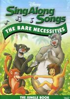 Sing-Along Songs: The Bear Necessities [New DVD]