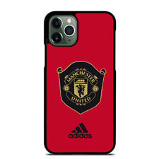 MANCHESTER UNITED LOGO #3 iPhone 6 6S 7 8 Plus X/XS XR 11 Pro Max Case