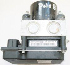 VW Polo 2009 to 2012 6r ABS brake pump & ECU 6r0 614 517 AF 6r0 907 379 AK/AF