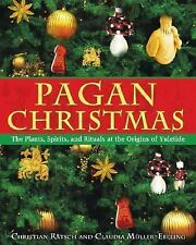 Pagan The Plants, Spirits, and Rituals at the Origins of Yuletide