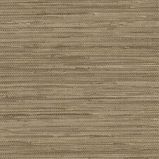 Wallpaper Faux Grasscloth Smooth Finish Looks Real when Up Tan Beige Gray Wash