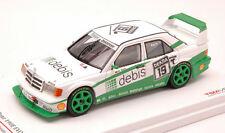 Mercedes 190e EVO2 #19 Dtm 1991 R. Asch 1:43 Model TRUE SCALE MINIATURES