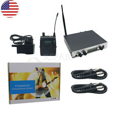 Us Ew300 Iem G3 Stage Professional Uhf Wireless In-Ear Headphones Monitor System