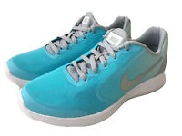 NIKE Revolution 3 Girls Running Shoes Tennis Sneakers Blue 819416 NEW $58 5Y 6Y