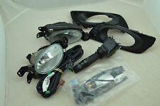 NEW HONDA OEM 08V31-TR0-100C Fog Light Kit w/ Bezel & Wiring