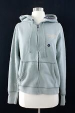 Abercrombie & Fitch Green w/ Sleeve Logo Full Zip Hoodie Women's XSmall NWT