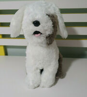 DULUX PAINT DOG PROMOTIONAL PLUSH TOY! ABOUT 30CM TALL SOFT TOY! SHEEPDOG TOY!