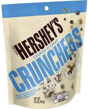 (100g=2,98€) Hershey´s Cookies´N´Creme Crunchers - Hershey Weiße Schokolade 184g