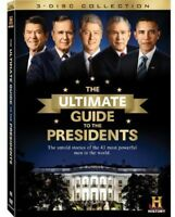 The Ultimate Guide to the Presidents [New DVD] 3 Pack, Subtitled, Widescreen