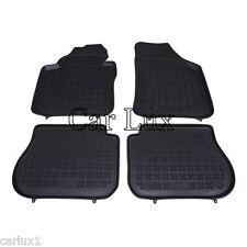 Alfombrillas de goma a medida para VW Caddy desde 2003 Tipo cubeta tapis sol 3D