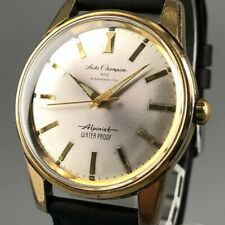 Vintage 1964 Seiko Champion 850 Alpinist 85899 cal.851 Mens Watch from Japan#594