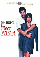 HER ALIBI - (Tom Selleck) Region Free DVD - Sealed