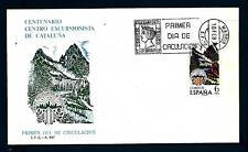 SPAIN - SPAGNA - 1976 - Centenario del Centro Escursionista di Catalogna