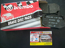 Pasticche pastiglie freno sportive Brembo Sport HP1000 Renault 5 Clio Twingo