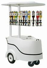 Shave Ice push cart