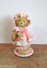 Enesco Cherished Teddies Holding On To Someone Special #916285 Rare (Ct18)