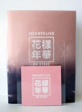 BTS Bangtan Boys 2015 HYYH LIVE In The Mood For Love On Stage Concert DVD Good