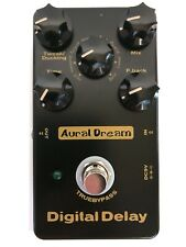 New Aural Dream Digital Delay Guitar Effect Pedal
