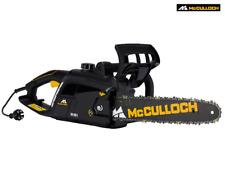 McCulloch CSE1835 elettrosega 1800 W motosega elettrica barra catena originali
