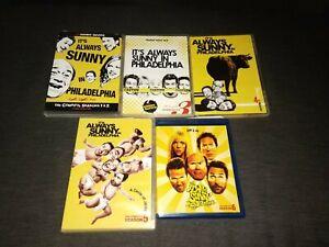 Its Always Sunny In Philadelphia, Seasons 1-6, DVDs