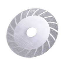 100mm 4 Inch Diamond Coated Blade Glass Grinding Cutting Flat Wheel Discs New