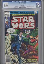 Star Wars 10  CGC 9.6 1 st Print  Marvel  1978 Comic