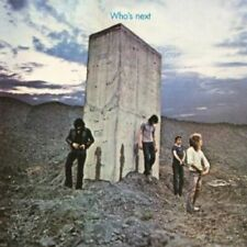 The Who Music Vinyl Records