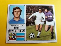 FIGURINA CALCIATORI PANINI 1972//73 NUOVA N.303 LODETTI SAMPDORIA