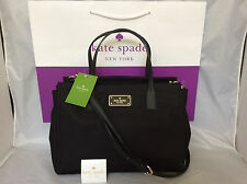 NWT Authentic Kate Spade Black Blake Avenue Loden Crossbody Shoulder Bag SMALL