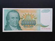More details for yugoslavia 1993 500000 dinara za replacement unc