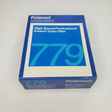 Polaroid 779 High Speed Instant Color Film 2 PACK 20 Photos Sealed Expired 03/97