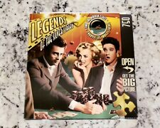 LEGENDS OF THE SILVER SCREEN - ROYAL FLUSH - the 750 PIECE PIECES JIGSAW PUZZLE