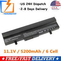 Li-ION Laptop Battery for Asus AL31-1005 AL32-1005 ML31-1005 ML32-1005 PL31-1005