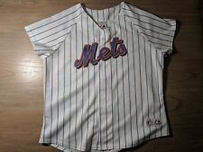 David Wright Mets Jersey Majestic Youth (L)