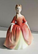 Vintage Retired Royal Doulton Figurine 'Debbie' HN 2400. Lovely old item.