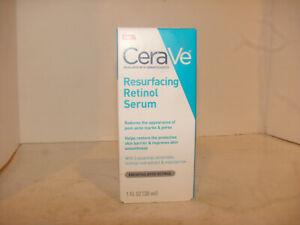 CeraVe Resurfacing Retinol Serum Encapsulated Retinol 1 oz
