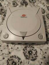 REPLACEMENT CONSOLE ONLY Sega Dreamcast HKT-3020 White Console Tested NO CORDS