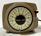 (TESTED) Vintage Intermatic Time-All Automatic Lamp and Appliance Timer A211-4 photo