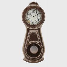 "BULOVA WALL CLOCK ""GUILFORD"" C1518 WITH TRIPLE CHIMES"