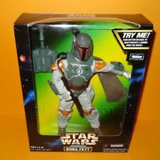Boba Fett Boxing Star Wars Action Figures