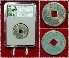 Ancient Coin CHINA TARTARS DYNASTY WAN YEN LIANG 1115-1260 Time Of GENGHIS KHAN