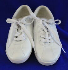 True spirit by easy spirit women's walking shoes white size 6, leather