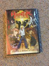 Huntik Vol 1 Golem of Prague Anime DVD New! Free Shipping!