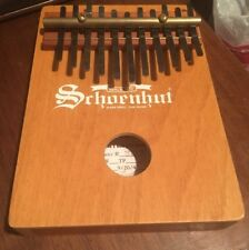 Schoenhut 12 Note 2004 Thumb Piano - MIssing ONE Note!