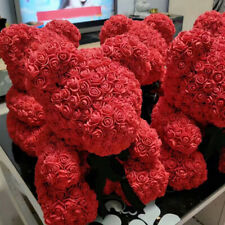 500Pc 3cm Artificial PE Foam Rose Head Flower for DIY Handmake Bear Doll Wedding